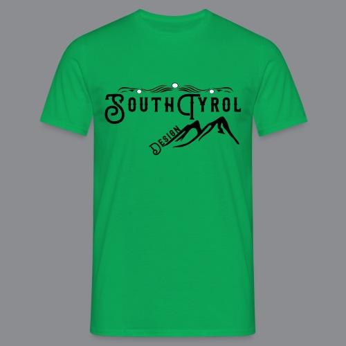 SouthTyrol Design - Männer T-Shirt