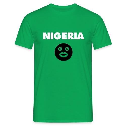NIGERIA - Maglietta da uomo