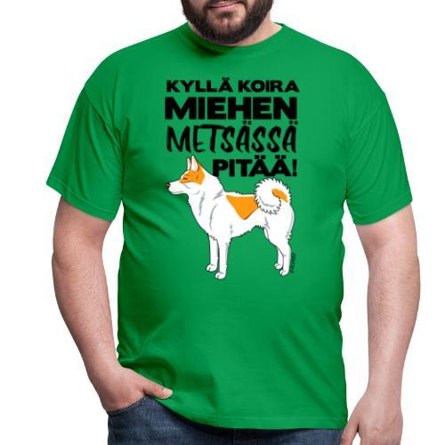 Pohjanpystykorva Metsaessae II - Miesten t-paita