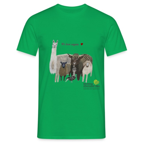 _1250534bcplus - Mannen T-shirt