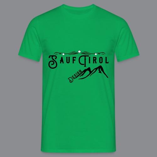 Sauftirol Design - Männer T-Shirt