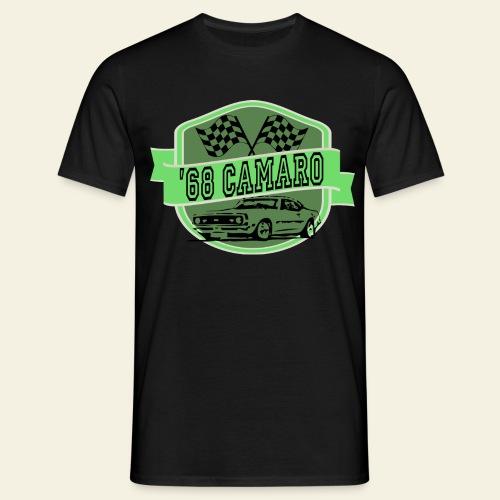 camaro logo - Herre-T-shirt