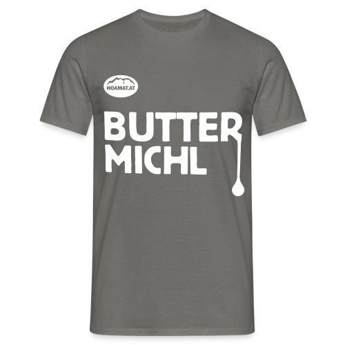 ButterMichl - Männer T-Shirt