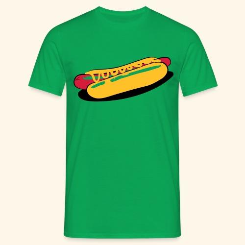 Karotte Illustriert - Männer T-Shirt