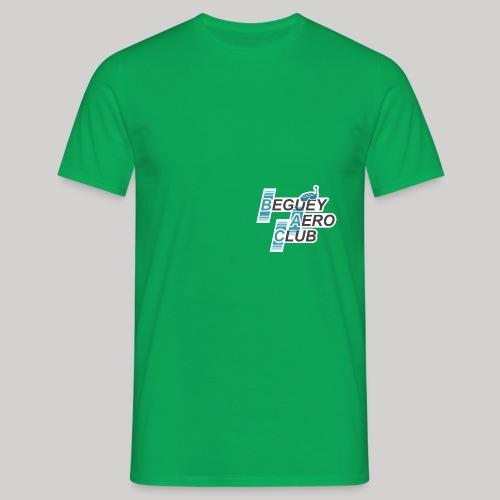 logo Le B.A.C. FPV 2018 bordure blanche - T-shirt Homme
