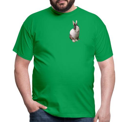 coniglio - Maglietta da uomo