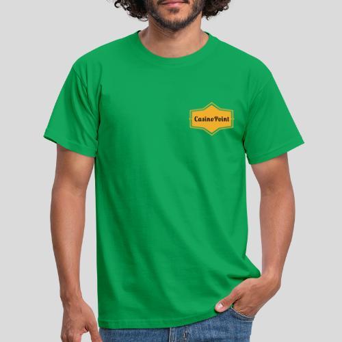 logo transparent copies - Men's T-Shirt