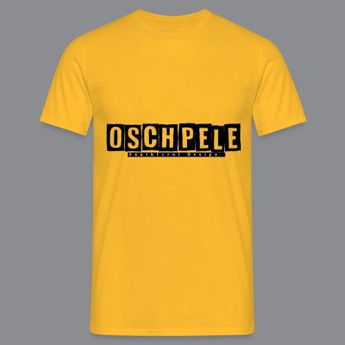 oschpele Kachelform - Männer T-Shirt