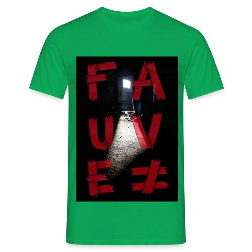 FAUVE - T-shirt Homme