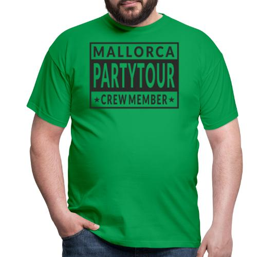 Mallorca Partytour - Männer T-Shirt