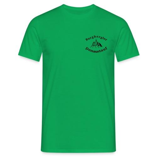 Burgbergler Donaustauf - Männer T-Shirt