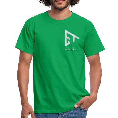 EliTra Tech - Maglietta da uomo