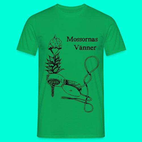 mossvanner - T-shirt herr