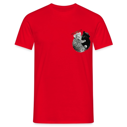 panther-jaguar special edition - Herre-T-shirt