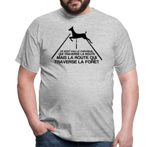Chevreuil - T-shirt Homme