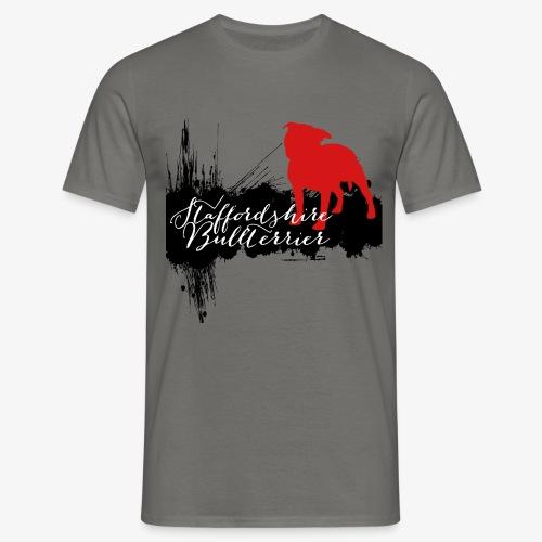 Staffordshire Bullterrier - Männer T-Shirt