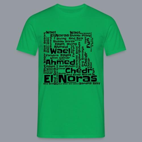 El Noras - Männer T-Shirt