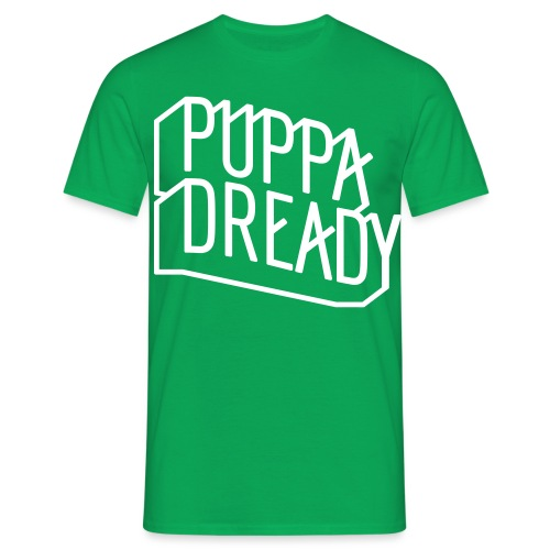 Puppa Dready ligne - T-shirt Homme