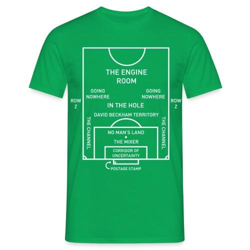Football Pitch.png - Men's T-Shirt