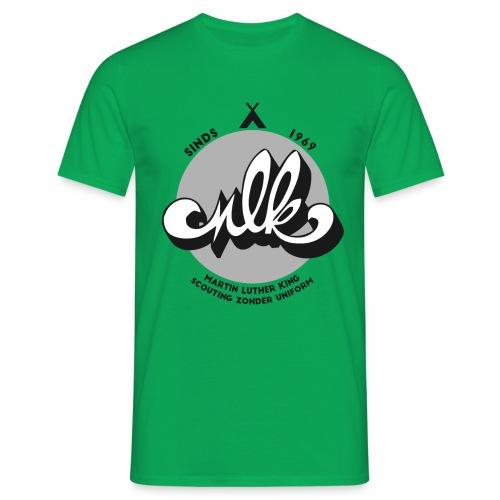 MLK Scouting 50 jaar - Mannen T-shirt