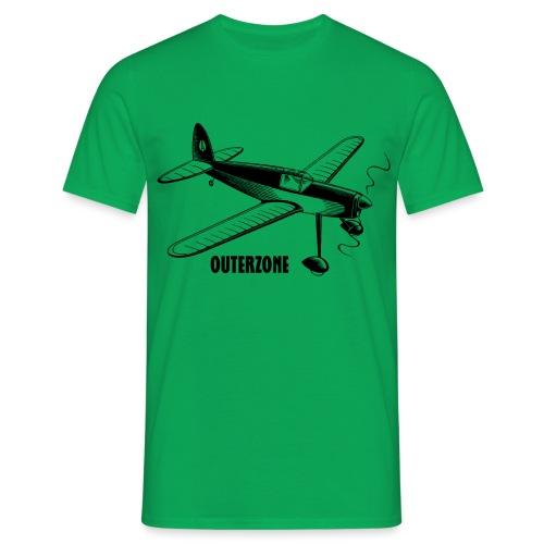 Logo_trans_black_2900 - Men's T-Shirt
