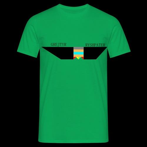GREJ RYSH - Men's T-Shirt