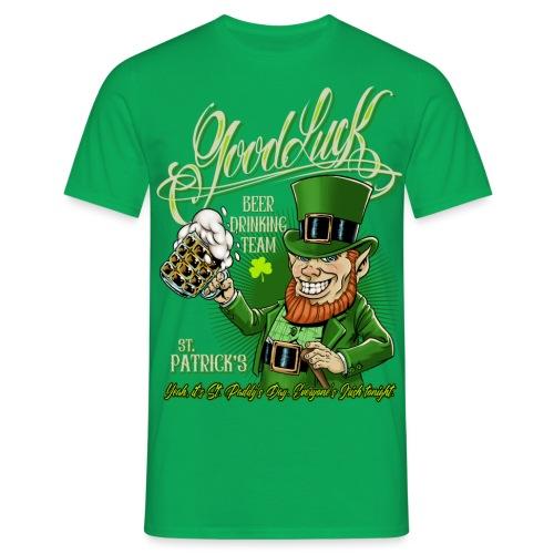Día de San Patricio - Camiseta hombre