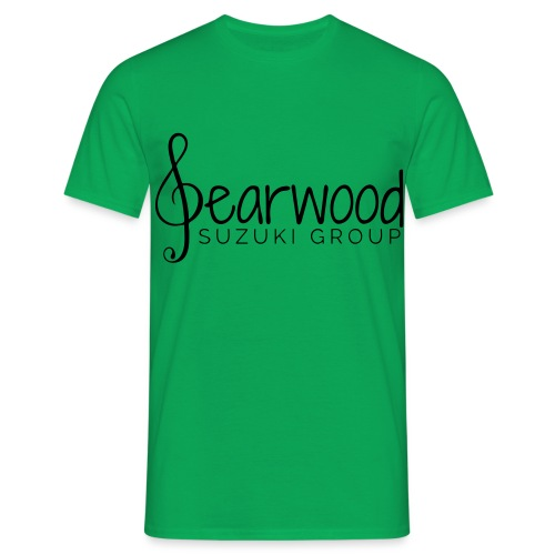 Bearwood Group - Men's T-Shirt