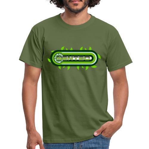 GREEN LOGO - Camiseta hombre