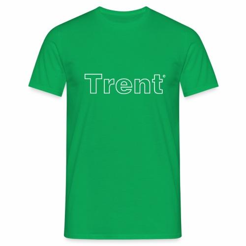TRENT classic white - Men's T-Shirt