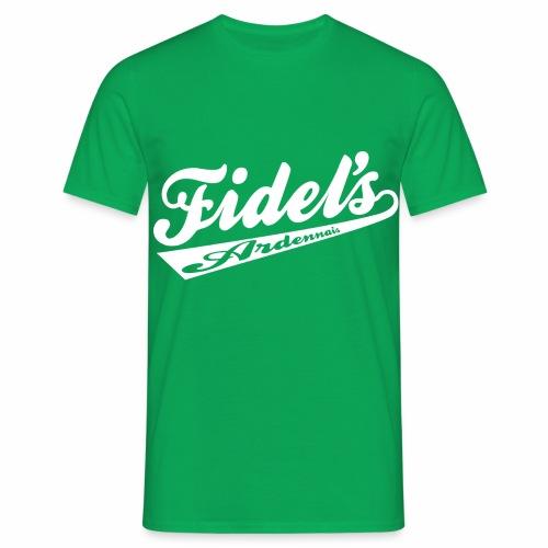 FIDEL S ARDENNAIS BLANC - T-shirt Homme