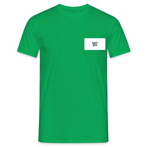 Basti Mtb_20160701_200718 - Männer T-Shirt