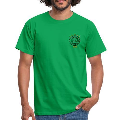 Onkel Endlich Geburt Familie Family family Geschen - Männer T-Shirt