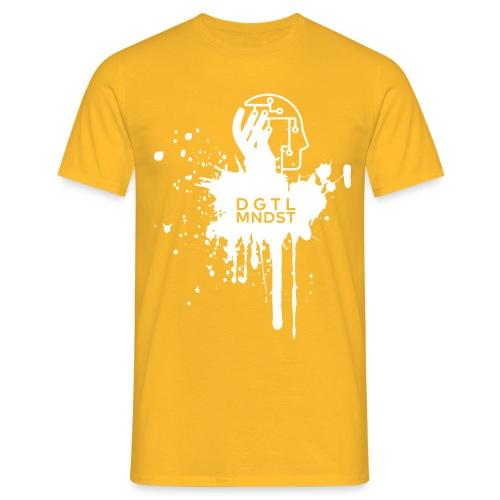 DGTL MNDST - Männer T-Shirt