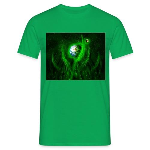 Cthulhu Rising - Männer T-Shirt