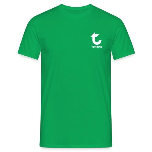 Turbine Wien Business Wear - Männer T-Shirt