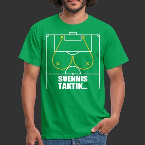 Svennis taktik - T-shirt herr