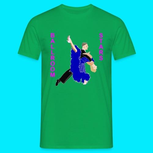 Ballroom Stars 2 - Männer T-Shirt