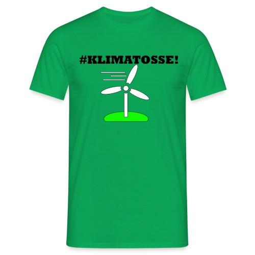 klimatosse - Herre-T-shirt