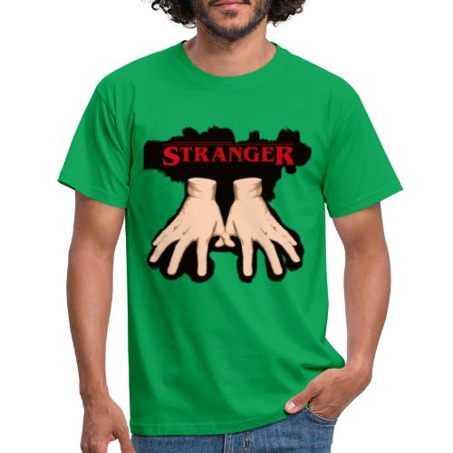 Stranger 'Addams Family' Things - Men's T-Shirt