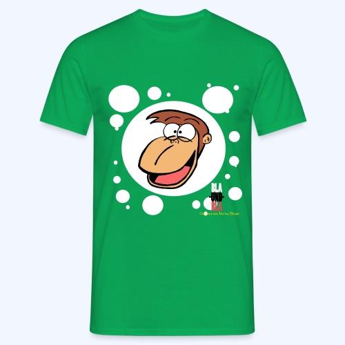Affe Anzeigebild neu Spre - Männer T-Shirt
