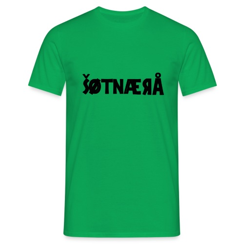 Shotnara PDF (Shotnara) - Männer T-Shirt