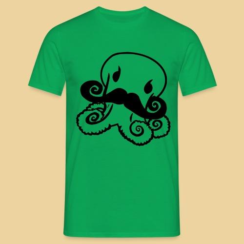 Gentle Octo - Männer T-Shirt