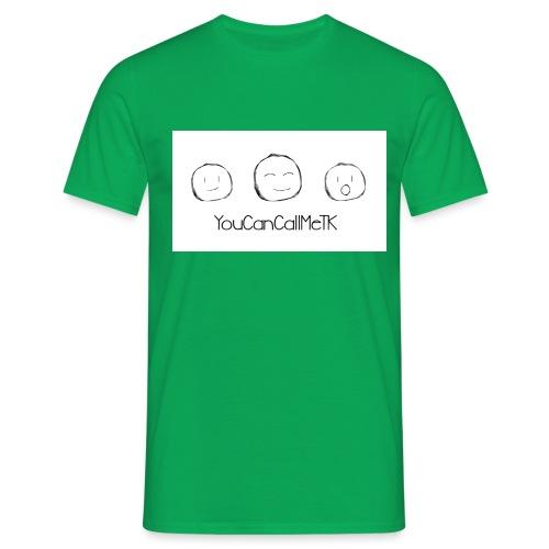 YouCanCallMeTK - Men's T-Shirt