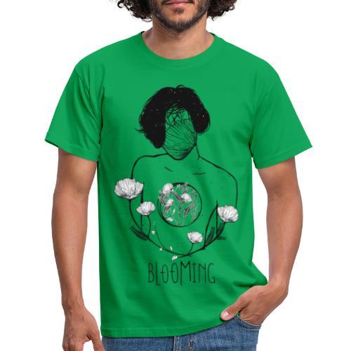 Blooming - Männer T-Shirt
