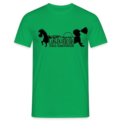 relais2 - T-shirt Homme