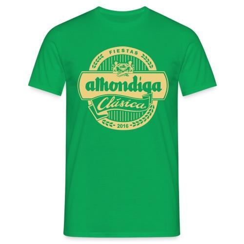 ALH BIRRA VERDE - Camiseta hombre
