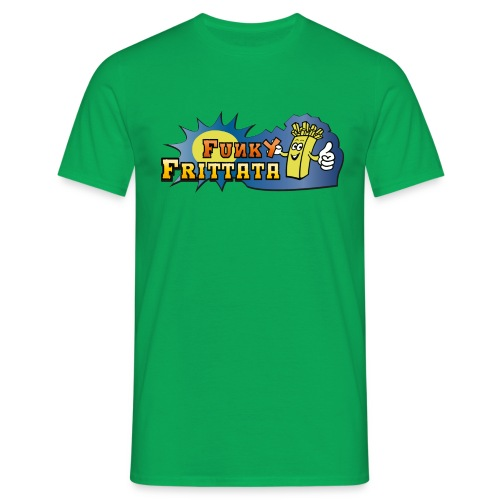 FF_Logo_Var01 HiRes - Männer T-Shirt