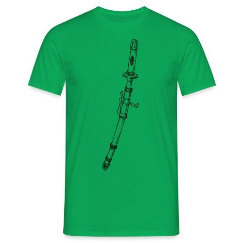 katana - Männer T-Shirt