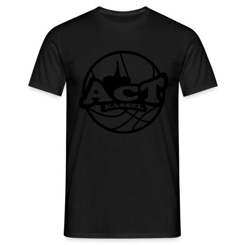 ACT Logo 2 0 - Männer T-Shirt